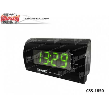 Radio sat budilnik CSS-1850