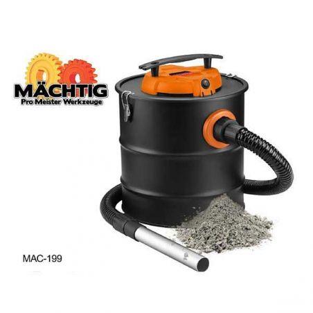 Usisivač za pepeo MAC-199