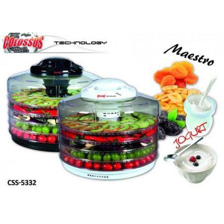 Dehidrator hrane- Aparat za sušenje voća i povrća CSS-5332 350w