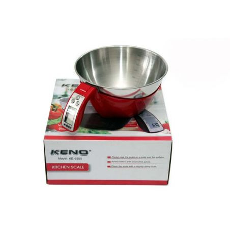 Kuhinjska digitalna vaga KE-6550