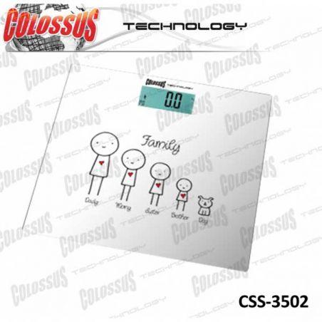 Digitalna vaga telesna CSS-3502