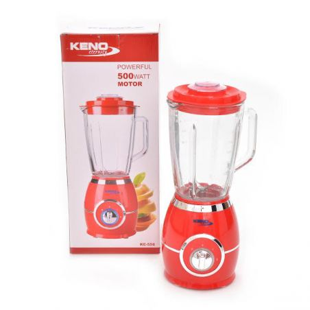 Blender crveni KENO KE-556