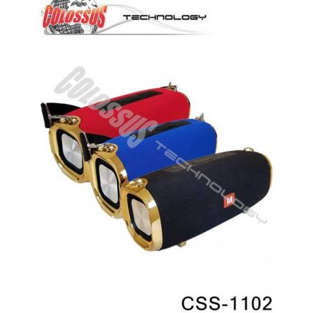 Bluetooth zvučnik Colossus CSS-1102